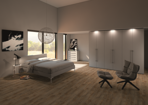 klick vinylboden eiche rustikal landhausdiele echt. Black Bedroom Furniture Sets. Home Design Ideas
