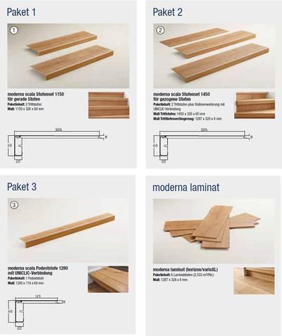 moderna treppenrenovierung moderna scala echt g nstig. Black Bedroom Furniture Sets. Home Design Ideas