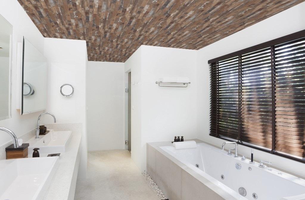 Moderna urbano Wand-/Deckenpaneele Slat Wood- hier kaufen!